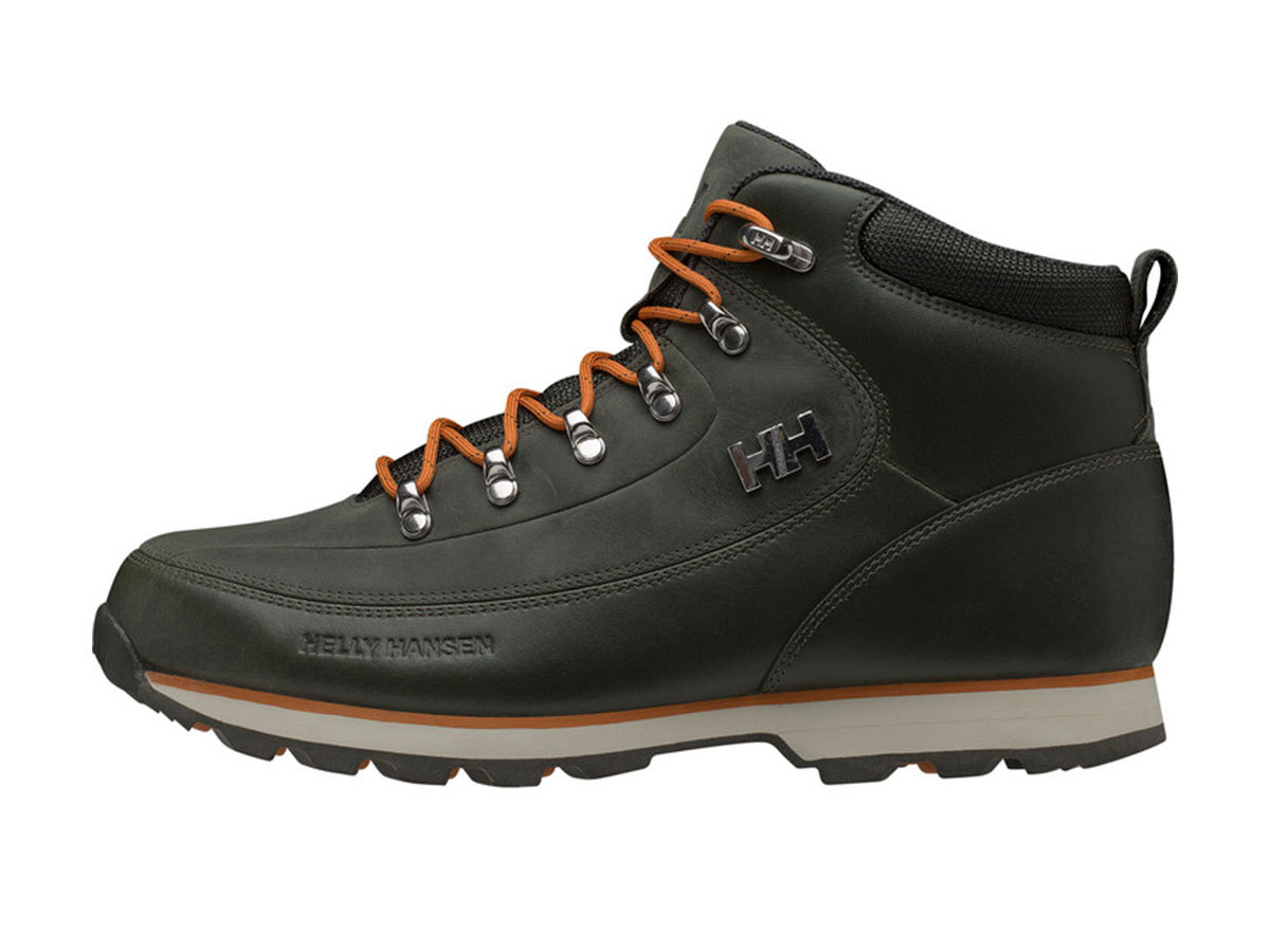Helly Hansen THE FORESTER - FOREST NIGHT / MARMELADE - EU 40/US 7 (10513_489-7 )