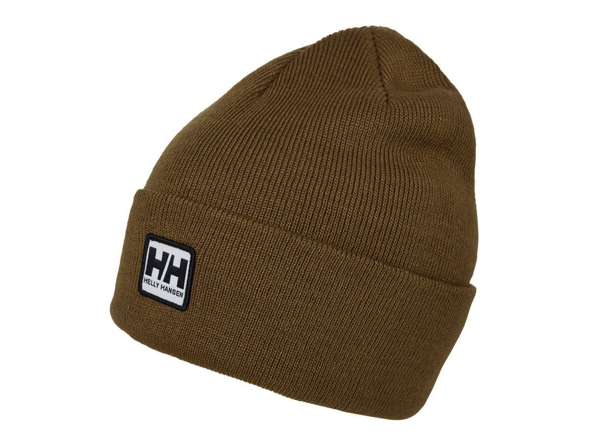 Helly Hansen URBAN CUFF BEANIE - CEDAR BROWN - STD (67154_719-STD )