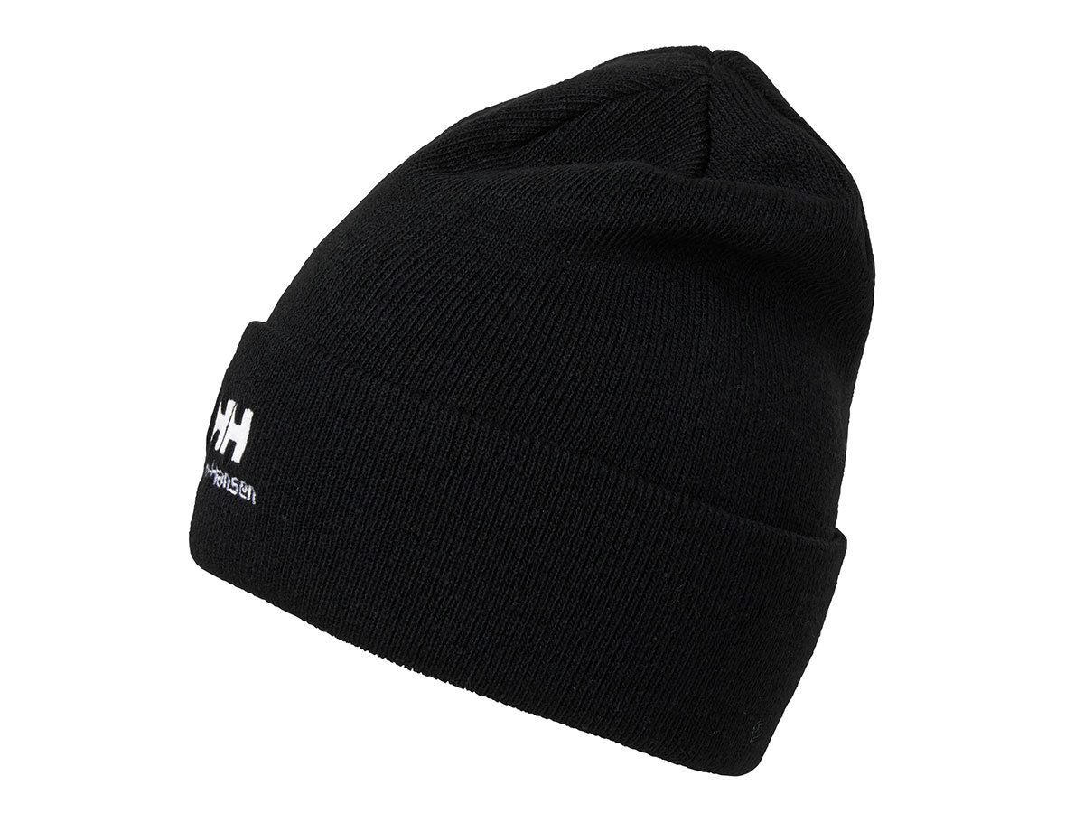 Helly Hansen YU BEANIE - BLACK - STD (53393_990-STD )