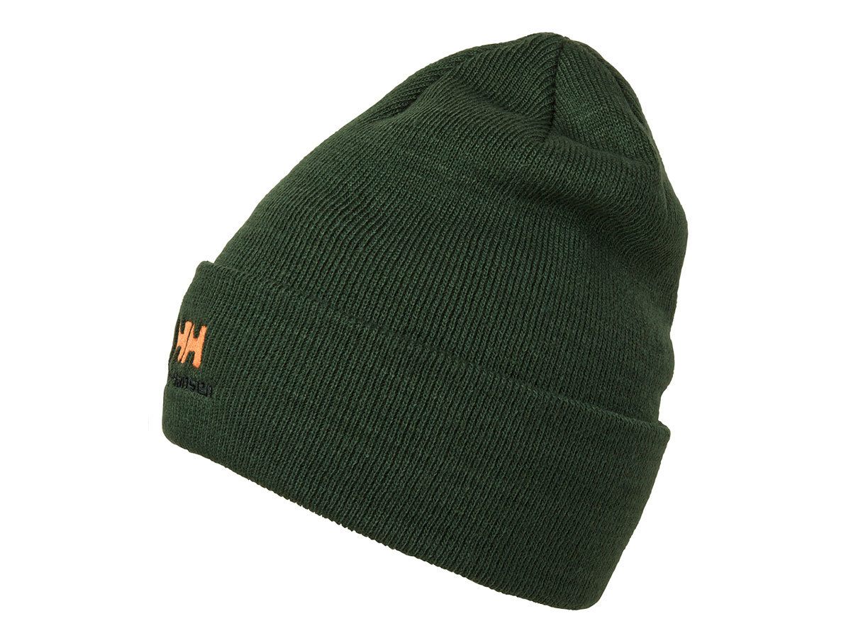 Helly Hansen YU BEANIE - MOUNTAIN GREEN - STD (53393_454-STD )