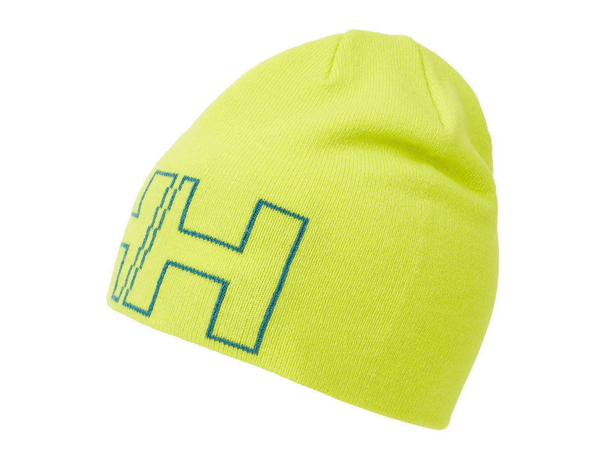 Helly Hansen OUTLINE BEANIE - SWEET LIME - STD (67147_350-STD )