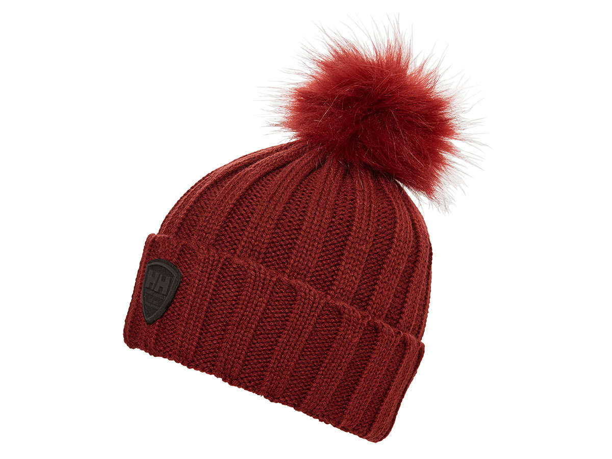 Helly Hansen W LIMELIGHT BEANIE - OXBLOOD - STD (67156_215-STD )