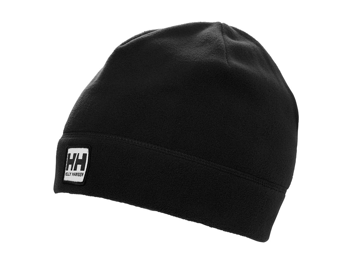Helly Hansen HH FLEECE BEANIE - BLACK - STD (67406_990-STD )