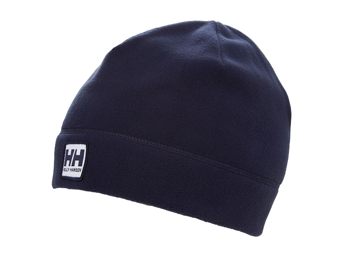 Helly Hansen HH FLEECE BEANIE - NAVY - STD (67406_597-STD )