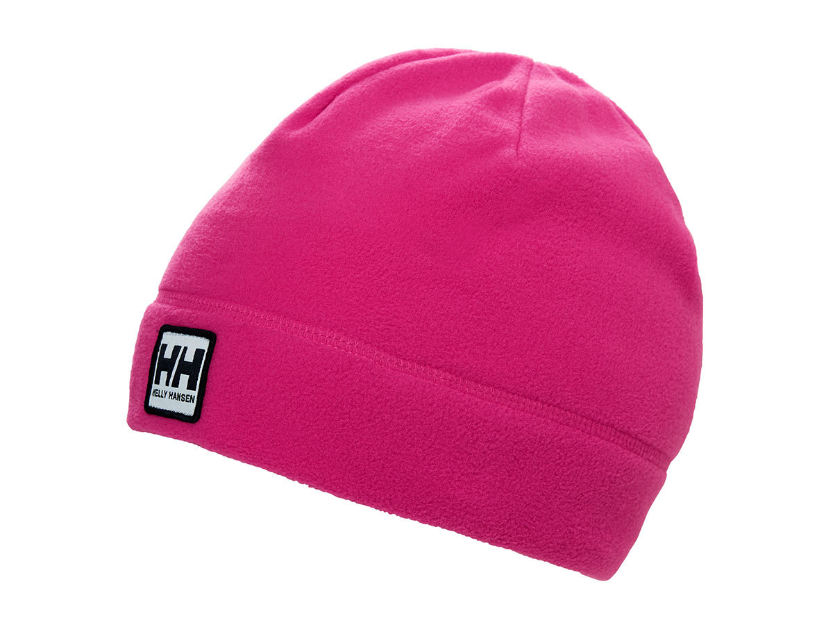 Helly Hansen HH FLEECE BEANIE - DRAGON FRUIT - STD (67406_181-STD )