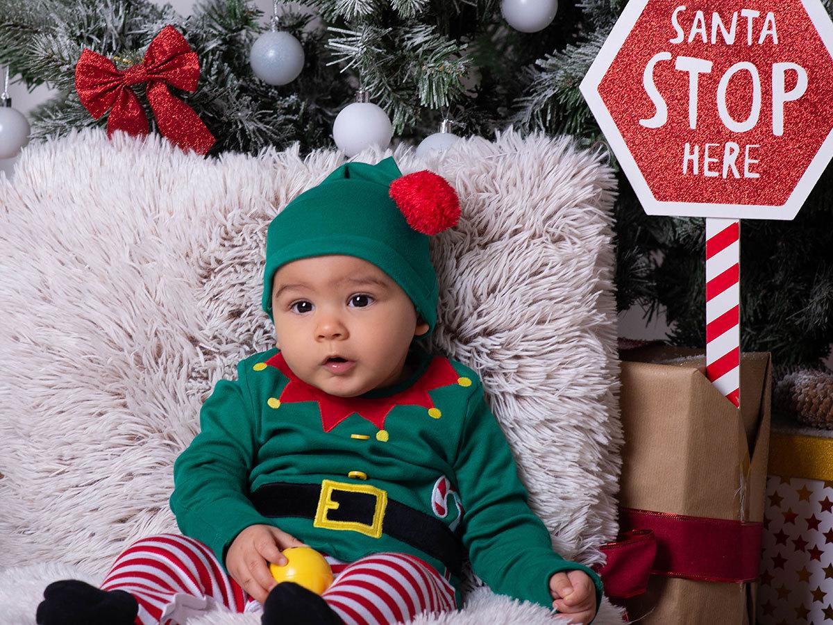 Karácsonyi fotózás műteremben akár az egész családnak: 1-2 órás program, 80-160 db nyers és 6-10 db retusált fénykép / XI. ker.