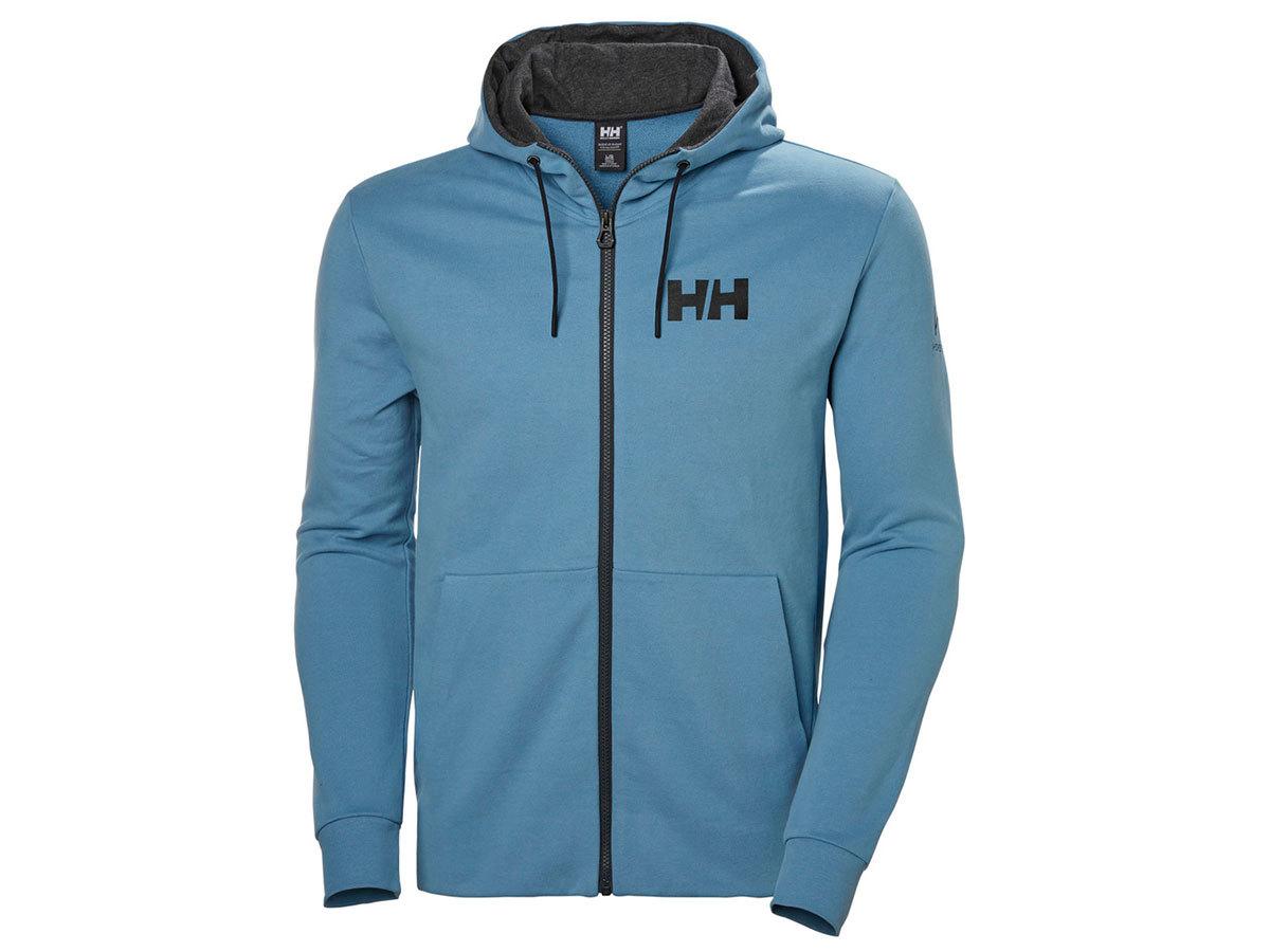 Helly Hansen HP ATLANTIC FZ HOODIE - BLUE FOG - S (34061_625-S )