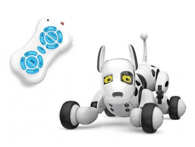 DIMEI 9007A intelligens RC Robot kutya - AZONNAL ÁTVEHETŐ