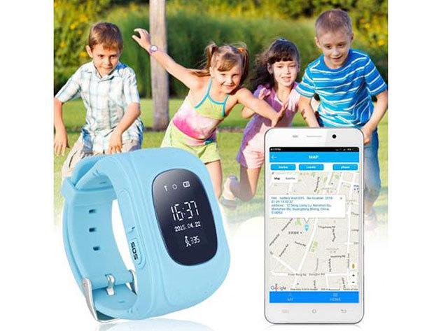 GPS nyomkövető óra gyerekeknek hasznos funkciókkal - nem kell idegeskedned, mindig tudhatod, merre jár