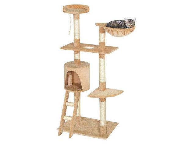 Macska mászóka - HOP1000786