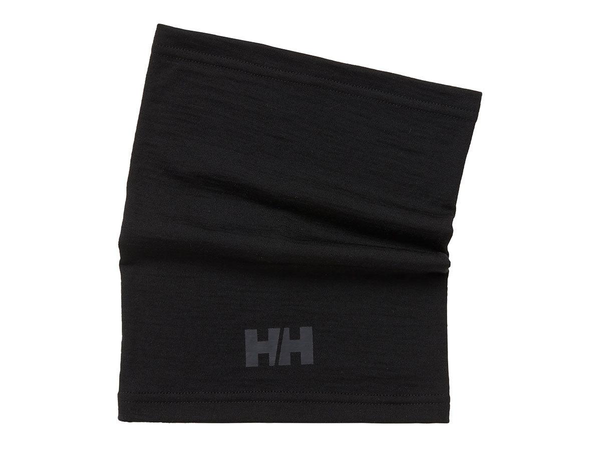 Helly Hansen HH MERINO NECK - BLACK - STD (67306_990-STD ) - AZONNAL ÁTVEHETŐ