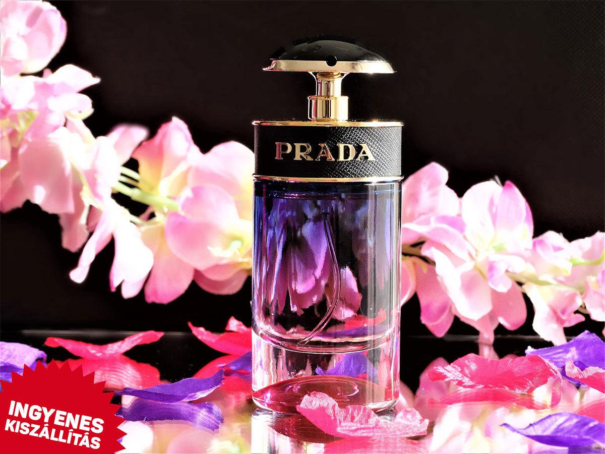 Prada - Candy Night EDP nőknek (80 ml) ingyenes kiszállítással! Keleties illat érzéki nőknek...