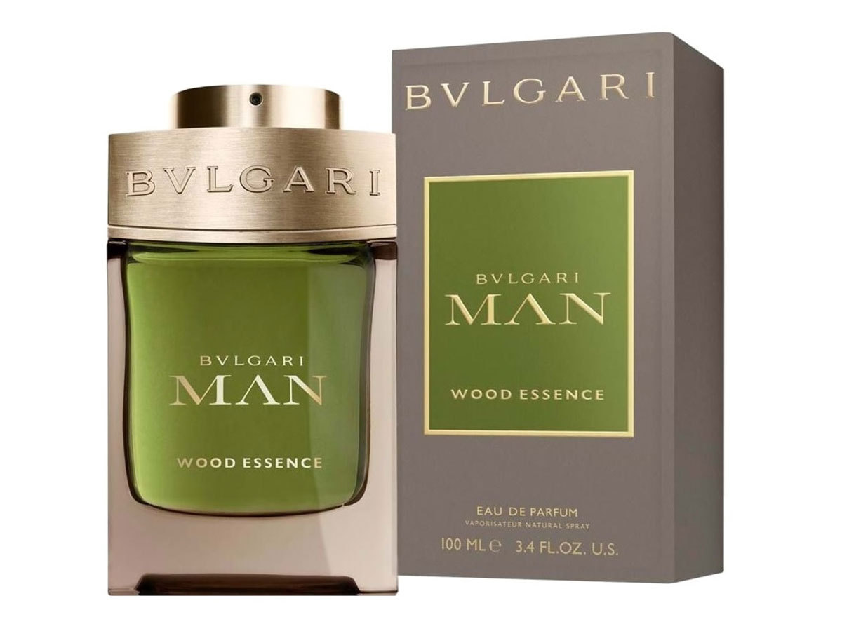 Bvlgari - Man Wood Essence Eau De Parfum férfiaknak (100 ml)