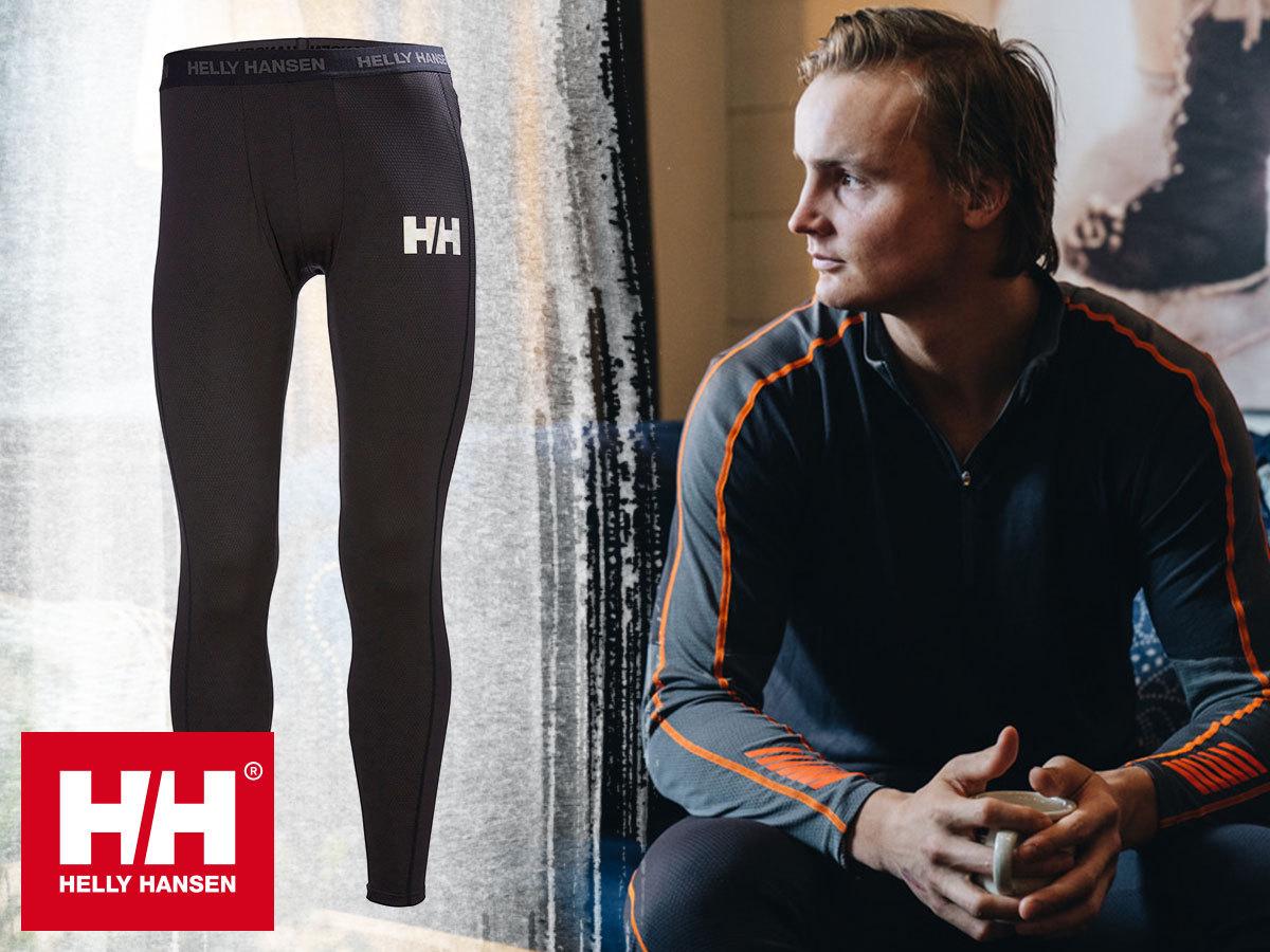 Helly Hansen HH LIFA ACTIVE PANT férfi aláöltözet nadrág (alsó) - Lifa® Flow technológia, mely szárazon tartja bőröd