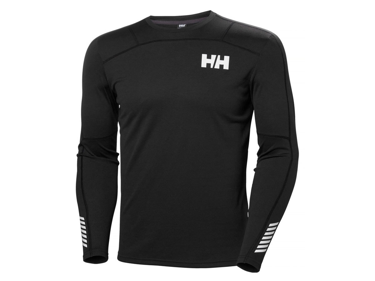 Helly Hansen HH LIFA ACTIVE CREW - BLACK - XXL (48308_991-2XL )