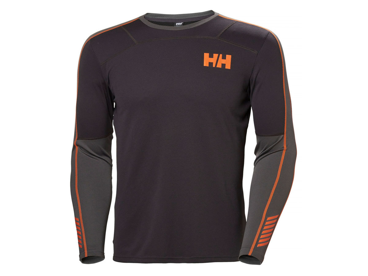 Helly Hansen HH LIFA ACTIVE CREW - EBONY - XL (48308_980-XL )