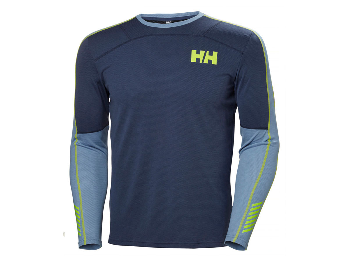 Helly Hansen HH LIFA ACTIVE CREW - NORTH SEA BLUE - XXL (48308_603-2XL )