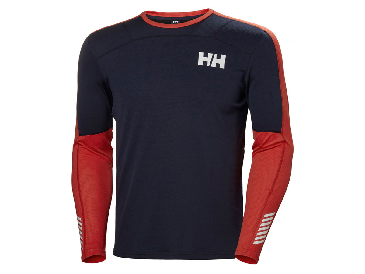 Helly Hansen HH LIFA ACTIVE CREW - NAVY - XXL (48308_597-2XL )
