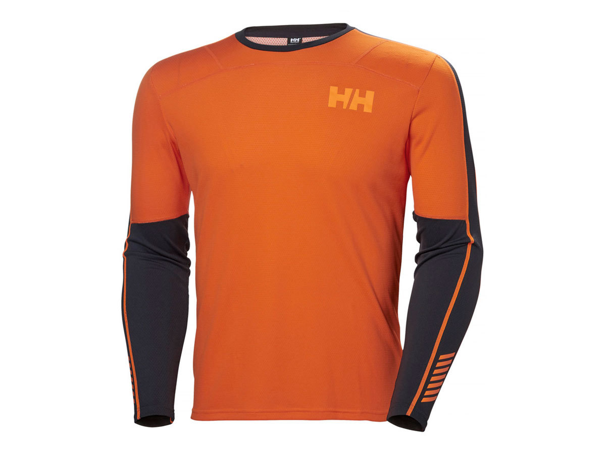 Helly Hansen HH LIFA ACTIVE CREW - BRIGHT ORANGE - XXL (48308_226-2XL )