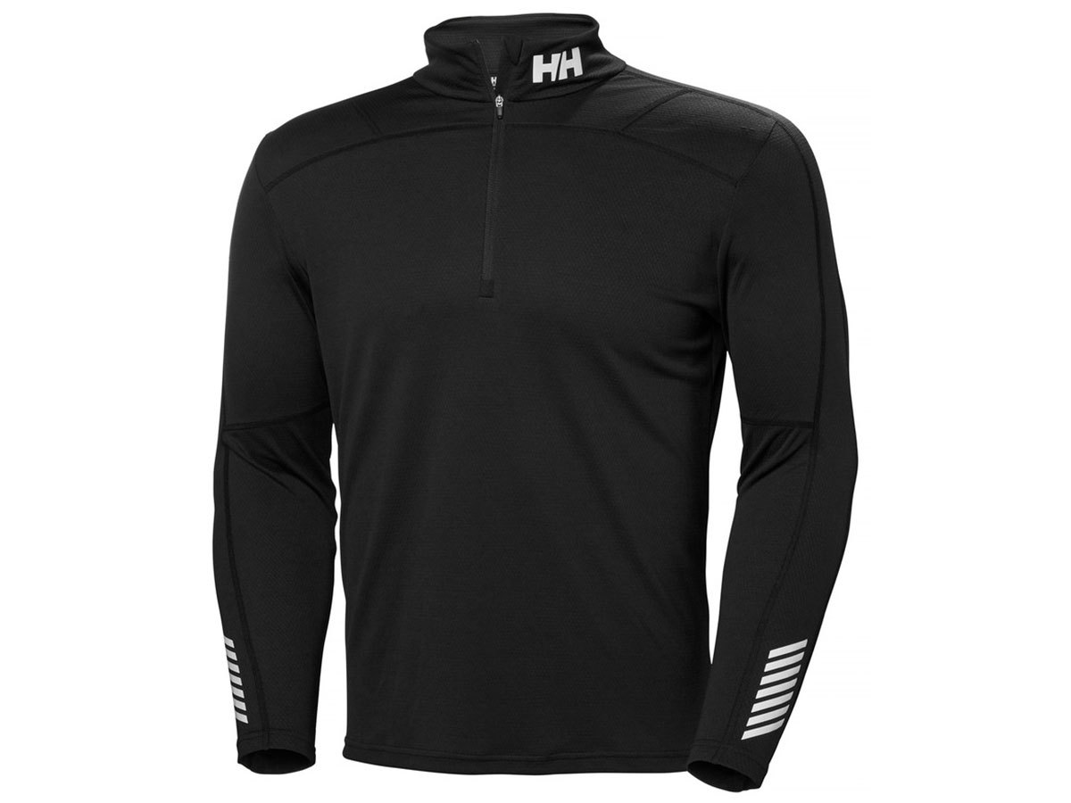 Helly Hansen HH LIFA ACTIVE 1/2 ZIP - BLACK - XXL (48309_991-2XL )