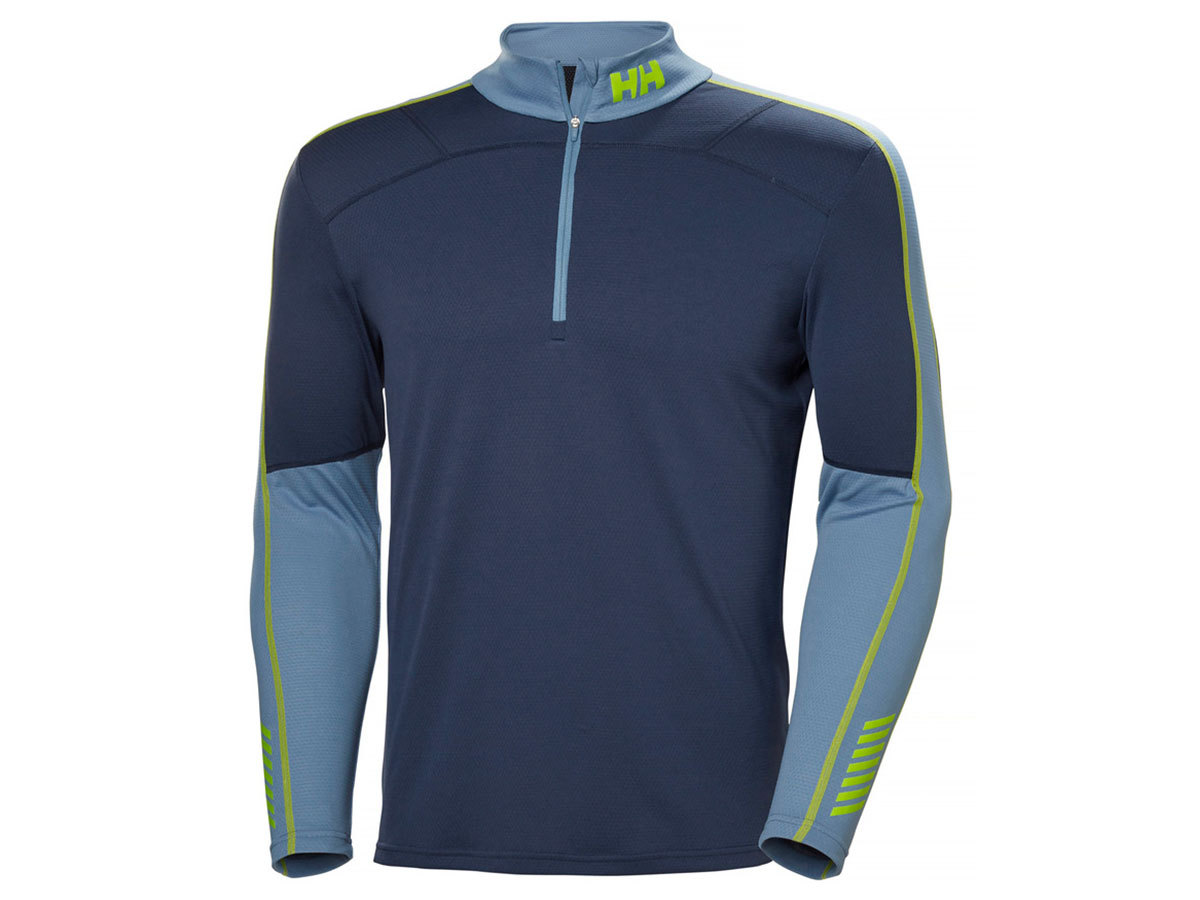 Helly Hansen HH LIFA ACTIVE 1/2 ZIP - NORTH SEA BLUE - XXL (48309_603-2XL )