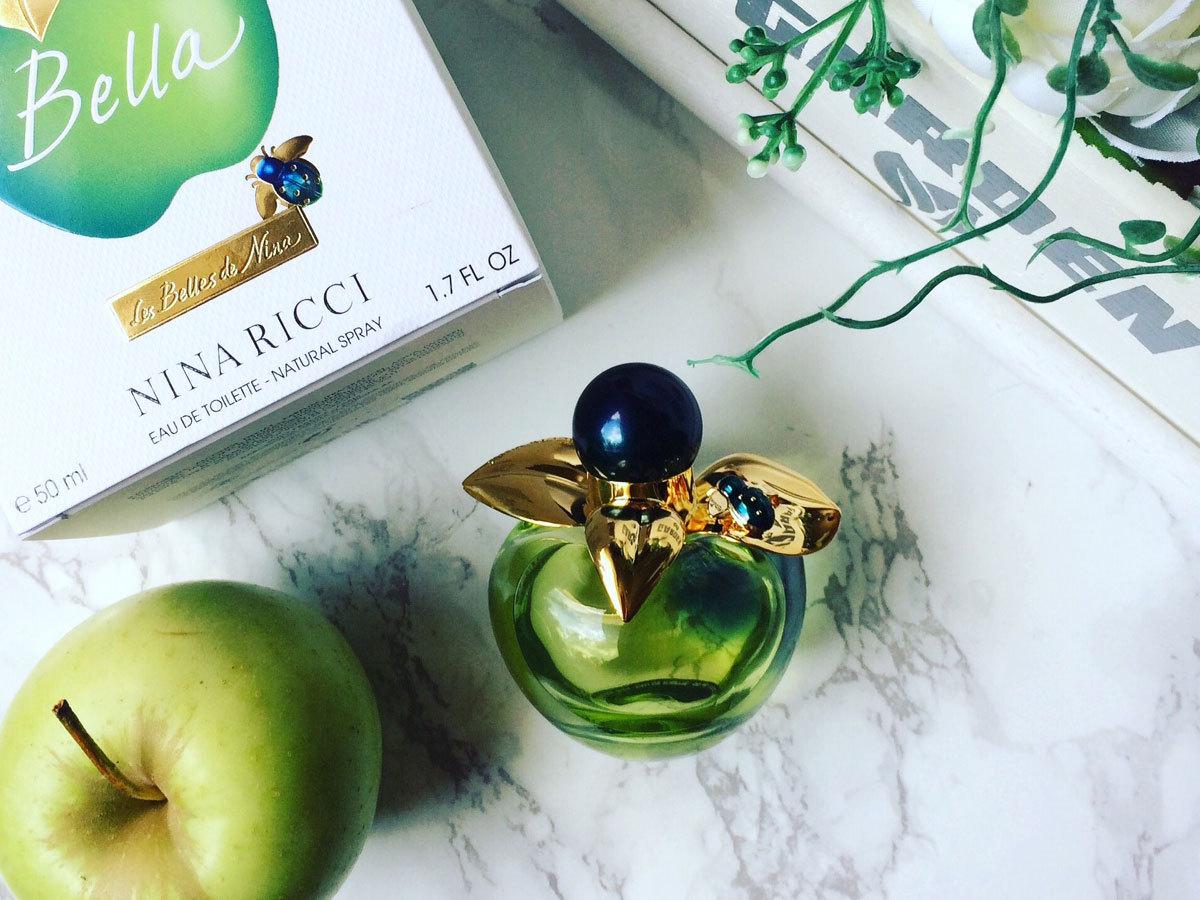 Nina Ricci - Bella EDT nőknek (80 ml) virágos-gyümölcsös illat, ingyenes kiszállítással!