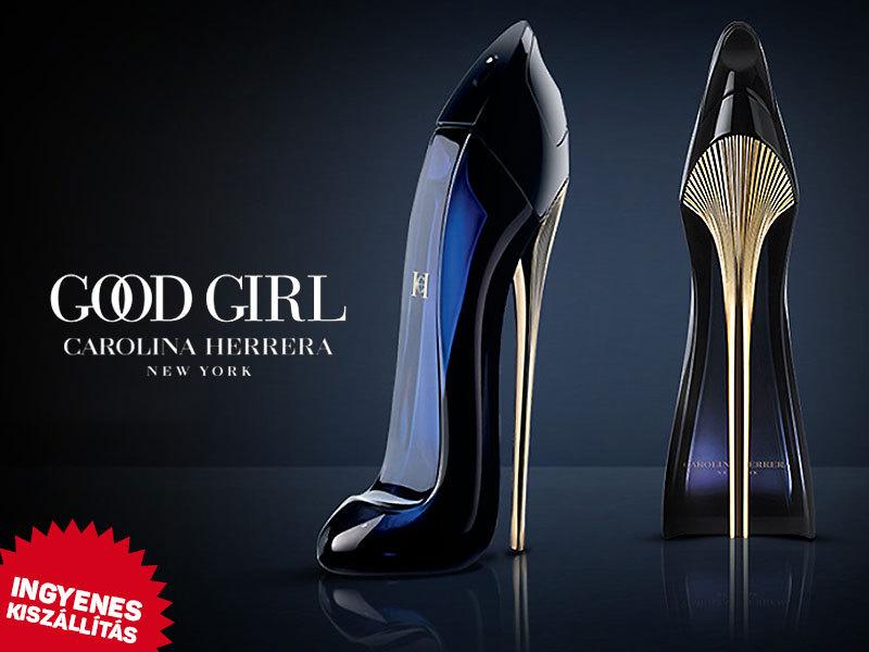 Carolina Herrera - Good Girl EDP nőknek (50 ml) ingyenes szállítással - virágos, orientális illat