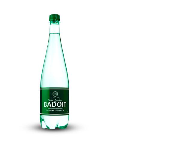 Badiot szénsavas ásványvíz 1l (18x1l)