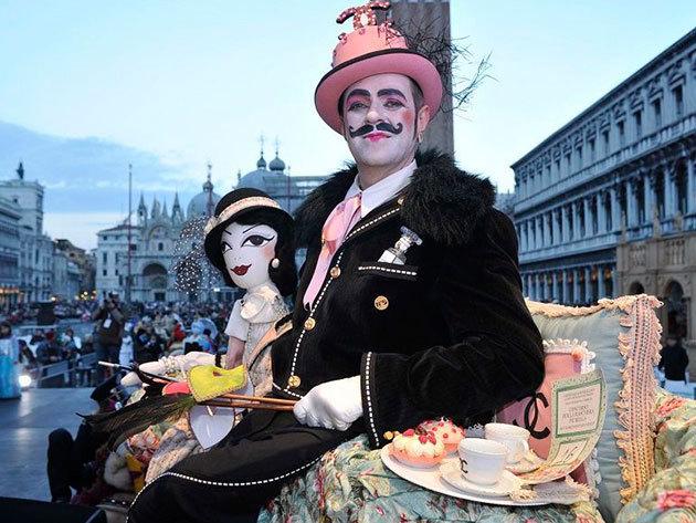 2020.02.21-23. Velencei karnevál: non-stop utazás busszal Olaszországba, a gondolák városába / fő