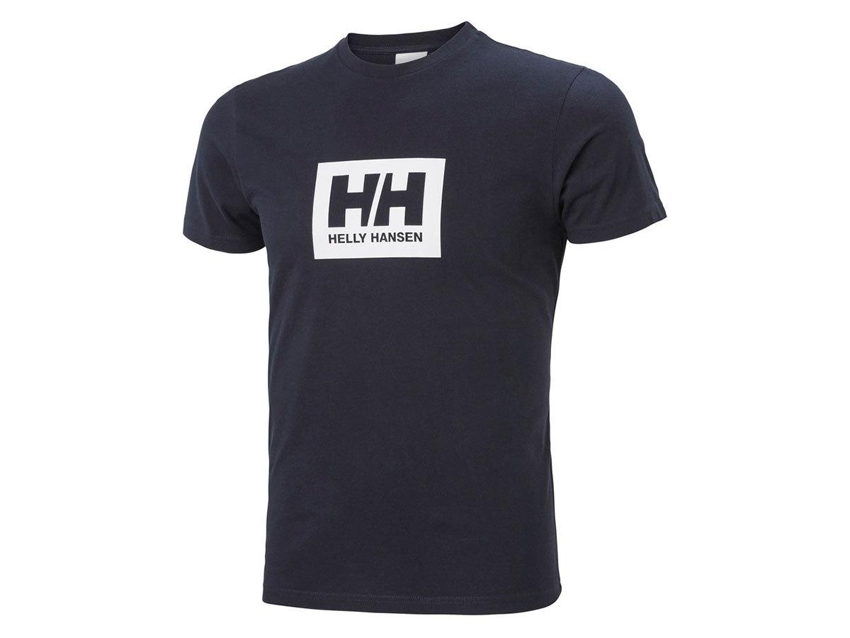Helly Hansen TOKYO T-SHIRT - NAVY - L (53285_597-L ) - AZONNAL ÁTVEHETŐ