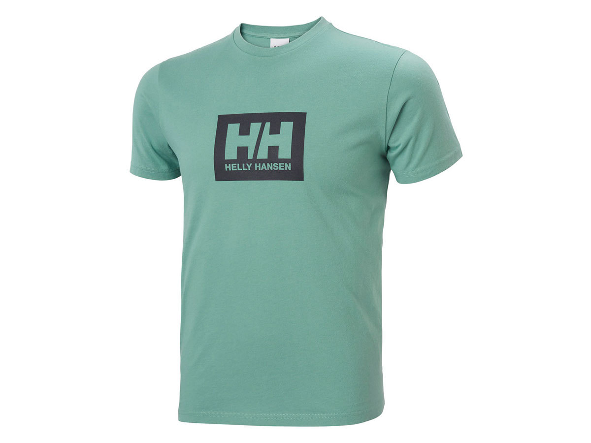 Helly Hansen TOKYO T-SHIRT - JADE - S (53285_443-S )