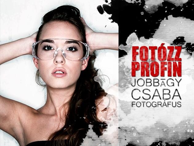 Jobbágy Csaba Arany Penge díjas fotográfus tanfolyamai már 14.990 Ft-tól!