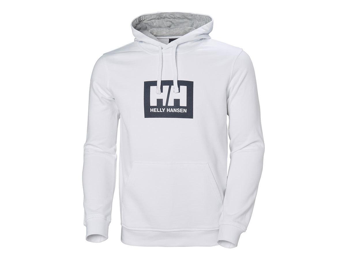 Helly Hansen TOKYO HOODIE - WHITE - S (53289_001-S )