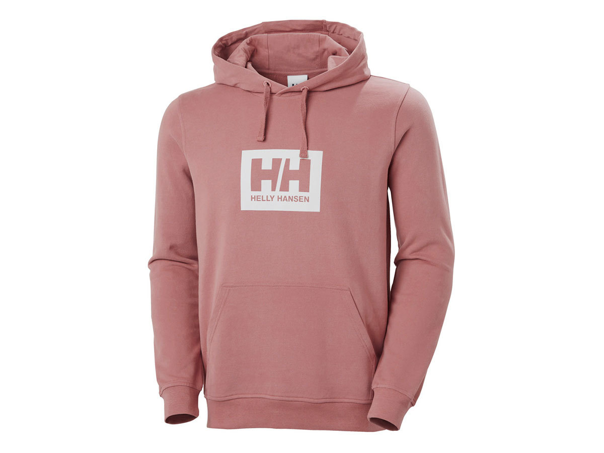 Helly Hansen TOKYO HOODIE - ASH ROSE - L (53289_096-L )