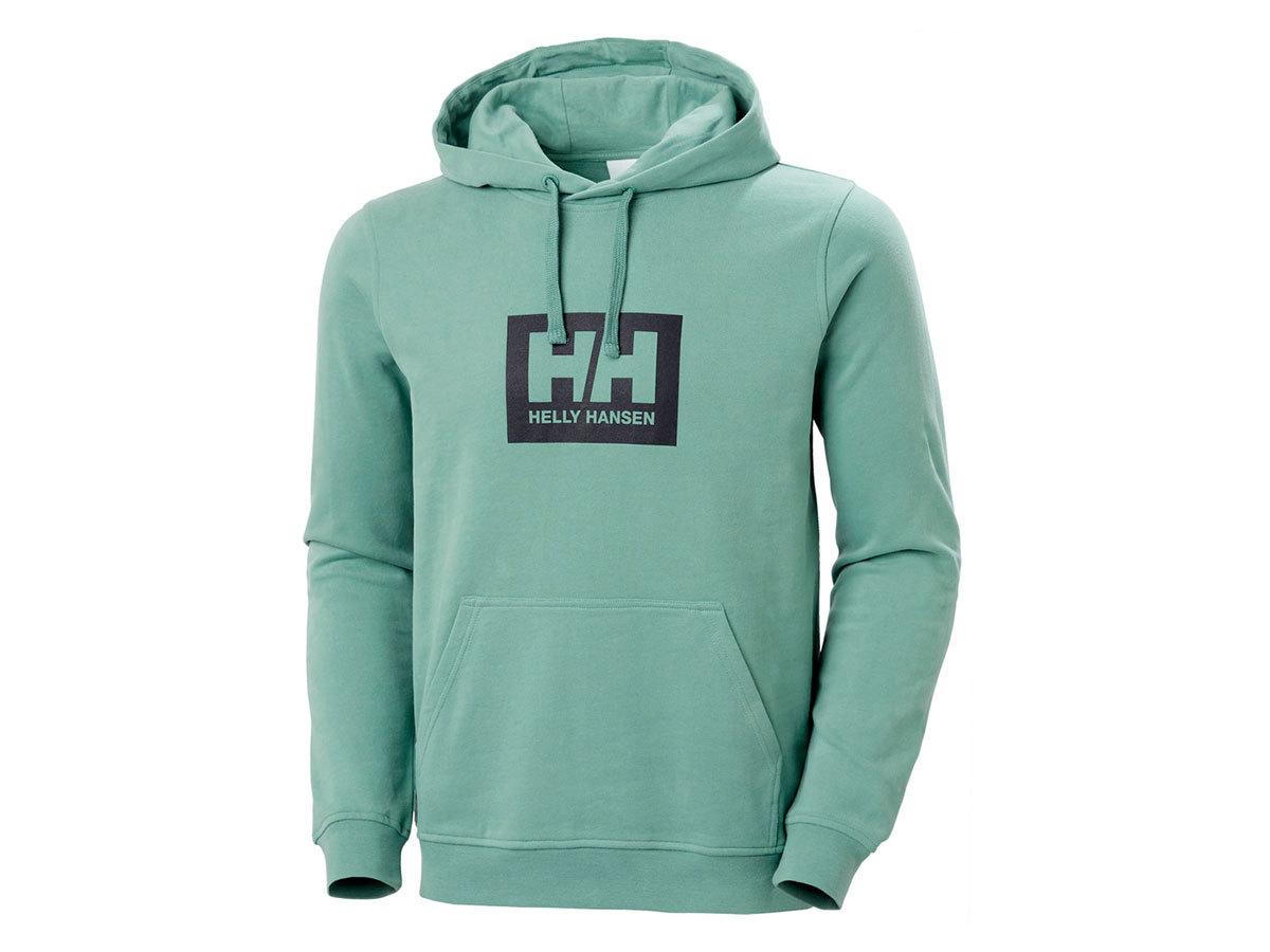 Helly Hansen TOKYO HOODIE - JADE - XS (53289_443-XS )