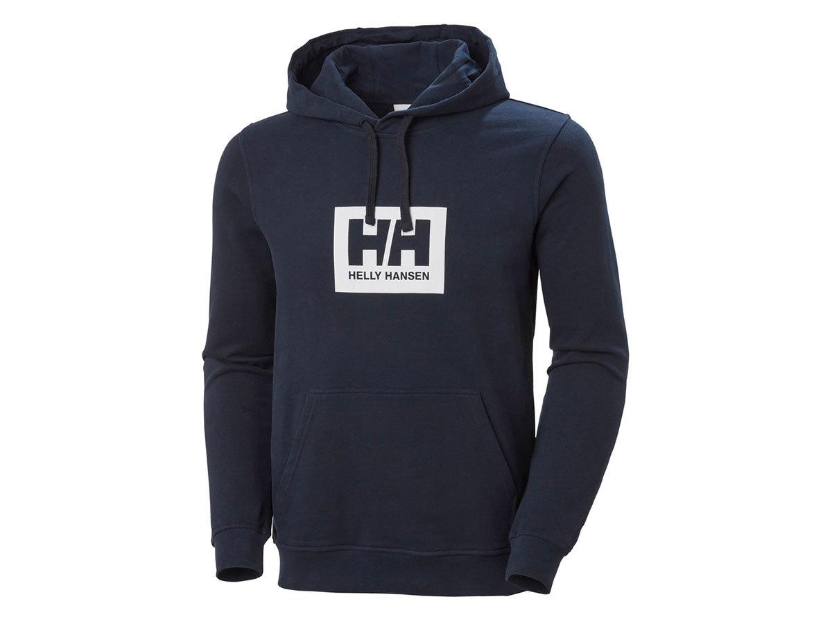 Helly Hansen TOKYO HOODIE - NAVY - L (53289_597-L )