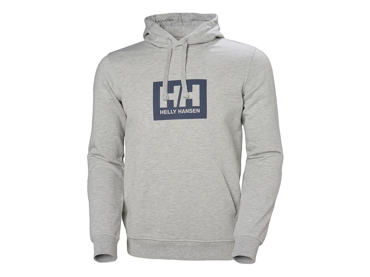 Helly Hansen TOKYO HOODIE - GREY MELANGE - L (53289_949-L )