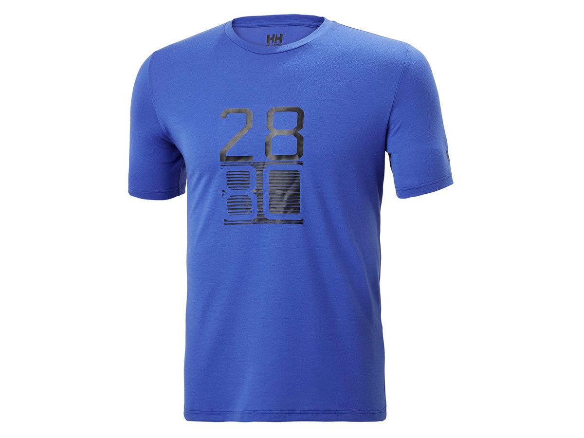 Helly Hansen HP RACING T-SHIRT - ROYAL BLUE - XXL (34053_514-2XL )