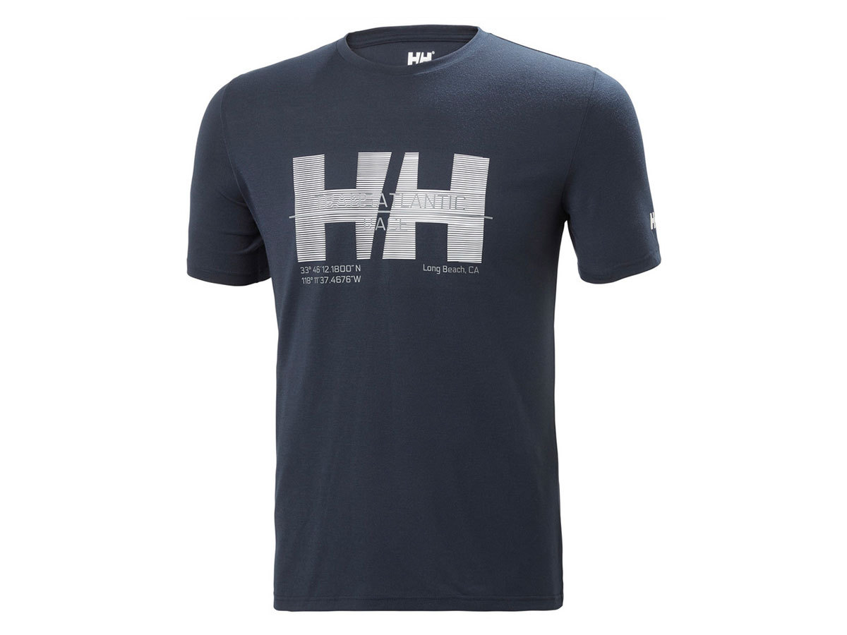 Helly Hansen HP RACING T-SHIRT - NAVY - XXL (34053_598-2XL )
