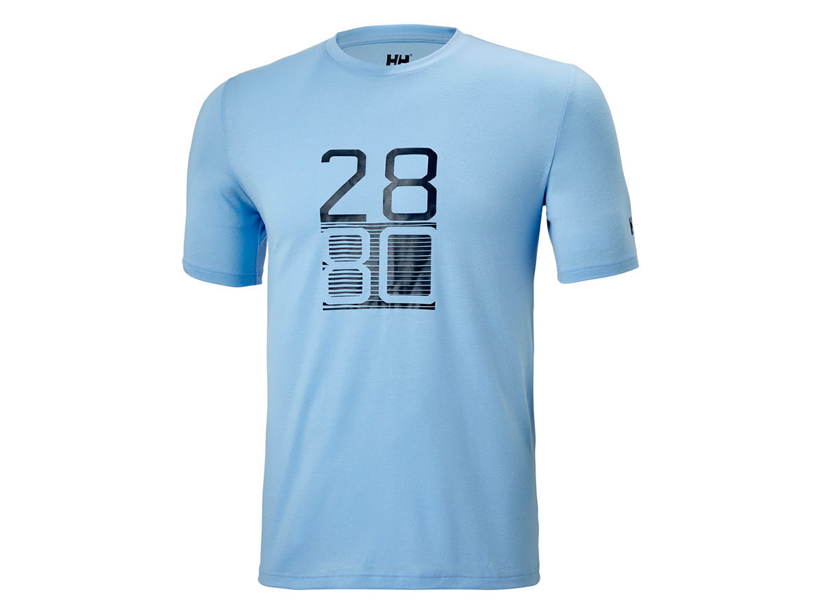 Helly Hansen HP RACING T-SHIRT - COAST BLUE - XL (34053_608-XL )