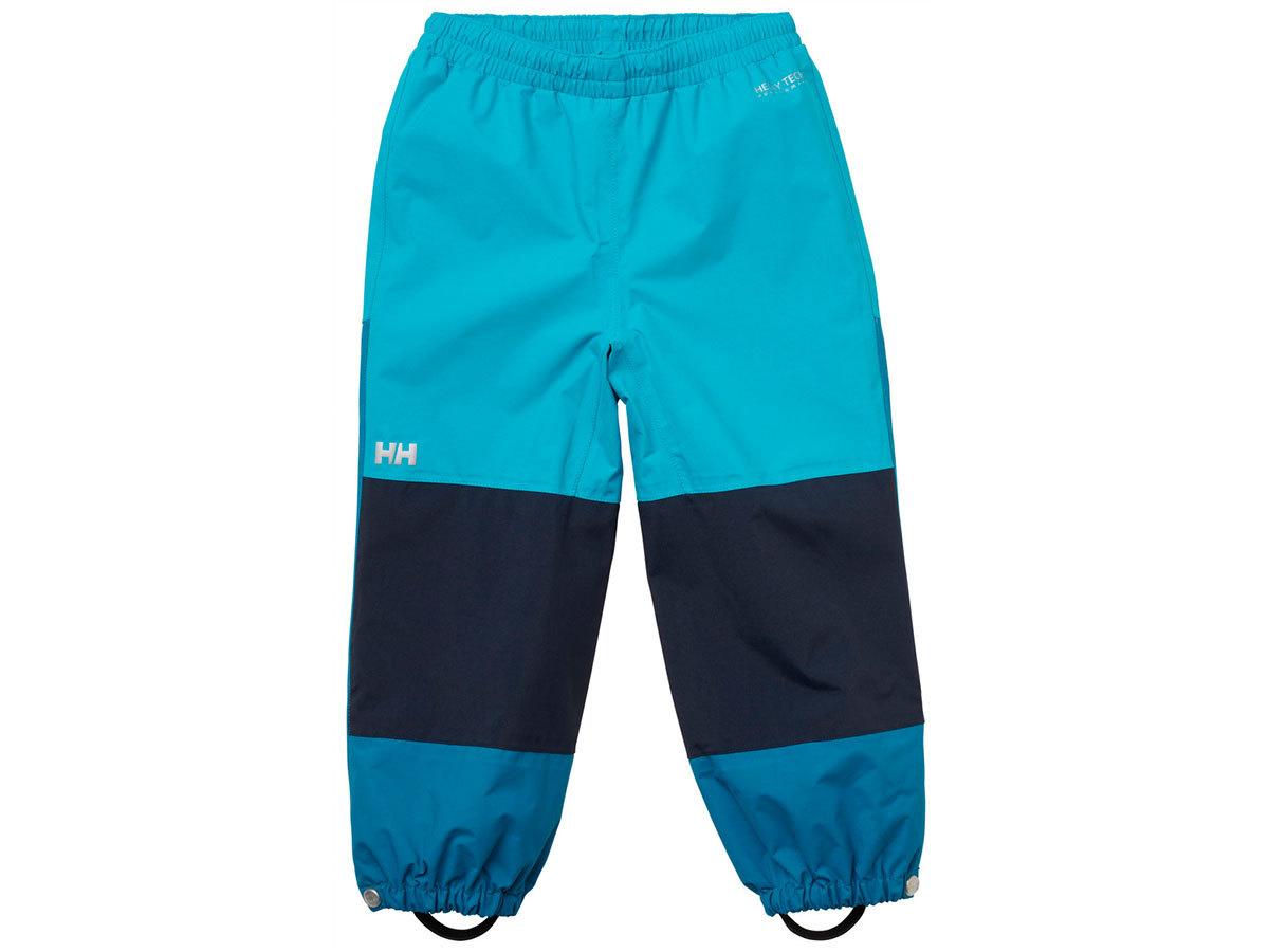 Helly Hansen K SHELTER PANT - SCUBA BLUE - 110/5 (41026_511-5 )