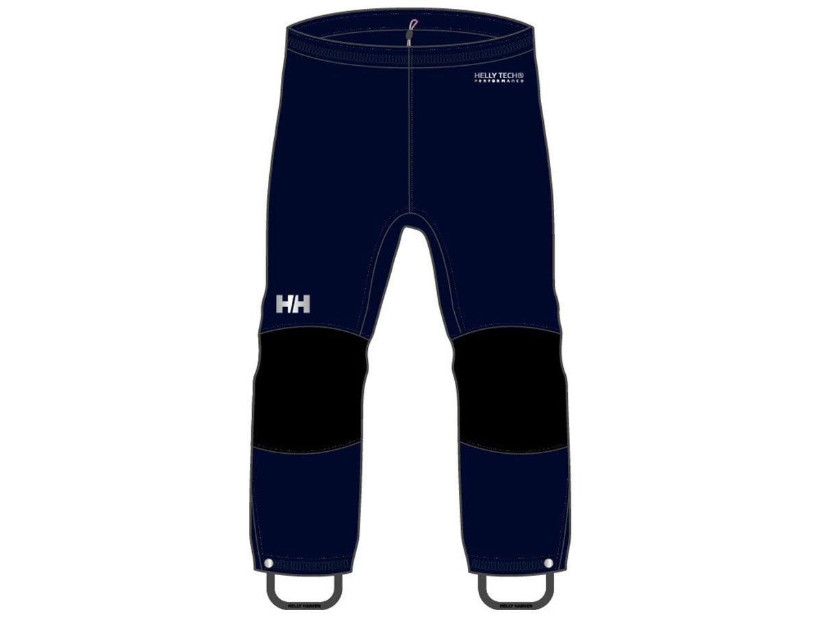 Helly Hansen K SHELTER PANT - NAVY - 110/5 (41026_597-5 )
