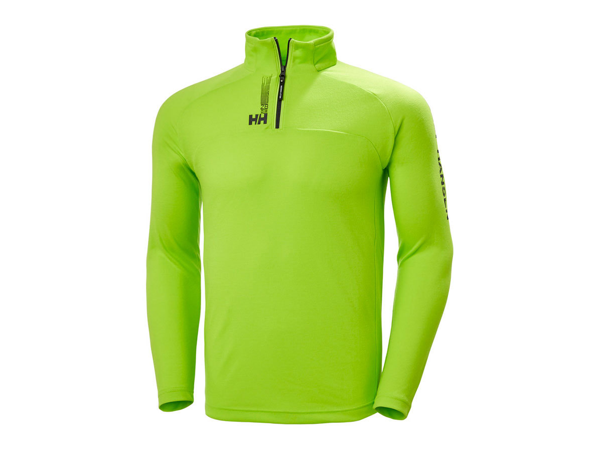 Helly Hansen HP 1/2 ZIP PULLOVER - AZID LIME - L (54213_402-L )