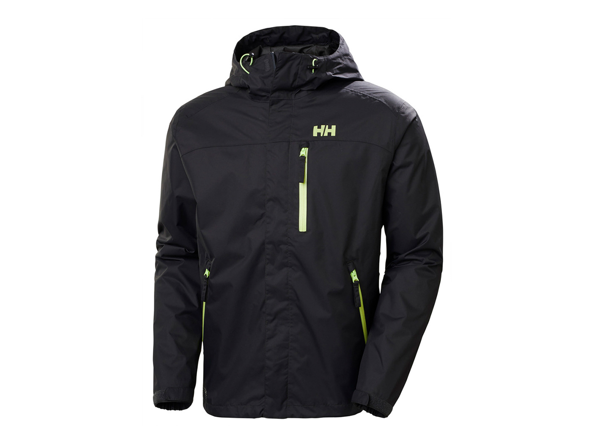 Helly Hansen VANCOUVER JACKET - EBONY - XL (62613_983-XL )