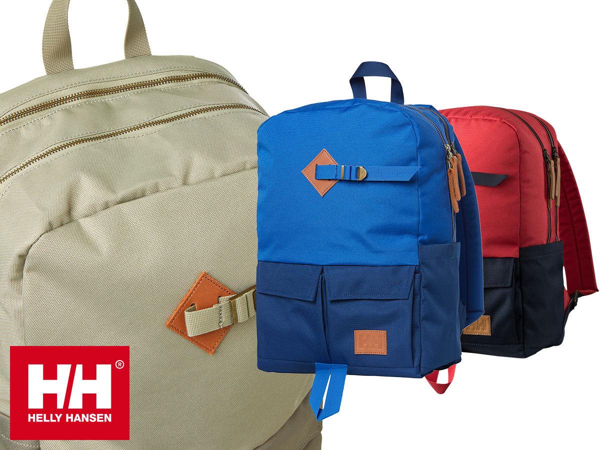 Helly Hansen BERGEN BACKPACK hátizsákok laptoptartó rekesszel kirándulásokhoz és a suliba (20l)