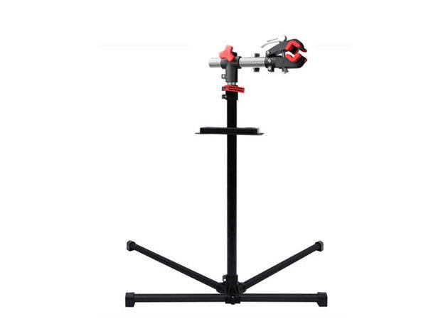 Kerékpár javító állvány ajándék szerszámtartóval - HOP1000996