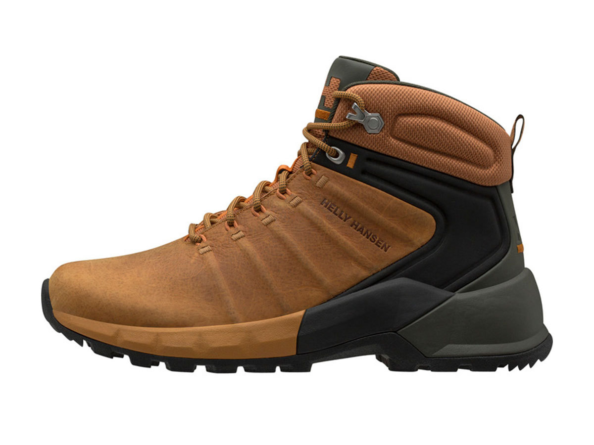 Helly Hansen PINECLIFF BOOT - HONEY WHEAT / FOREST NIGH - EU 44/US 10 (11522_726-10 ) - AZONNAL ÁTVEHETŐ