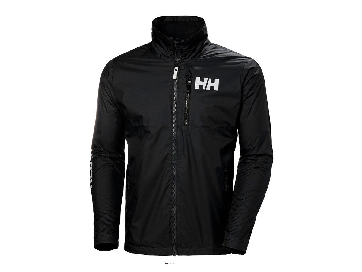 Helly Hansen ACTIVE MIDLAYER JACKET - BLACK - L (53339_990-L )