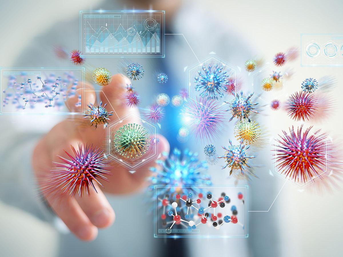Mikrobiológiai szennyezettségmérés a mikroorgaznimusok jelenlétének kimutatására akár az otthonodban, irodádban, rendelődben