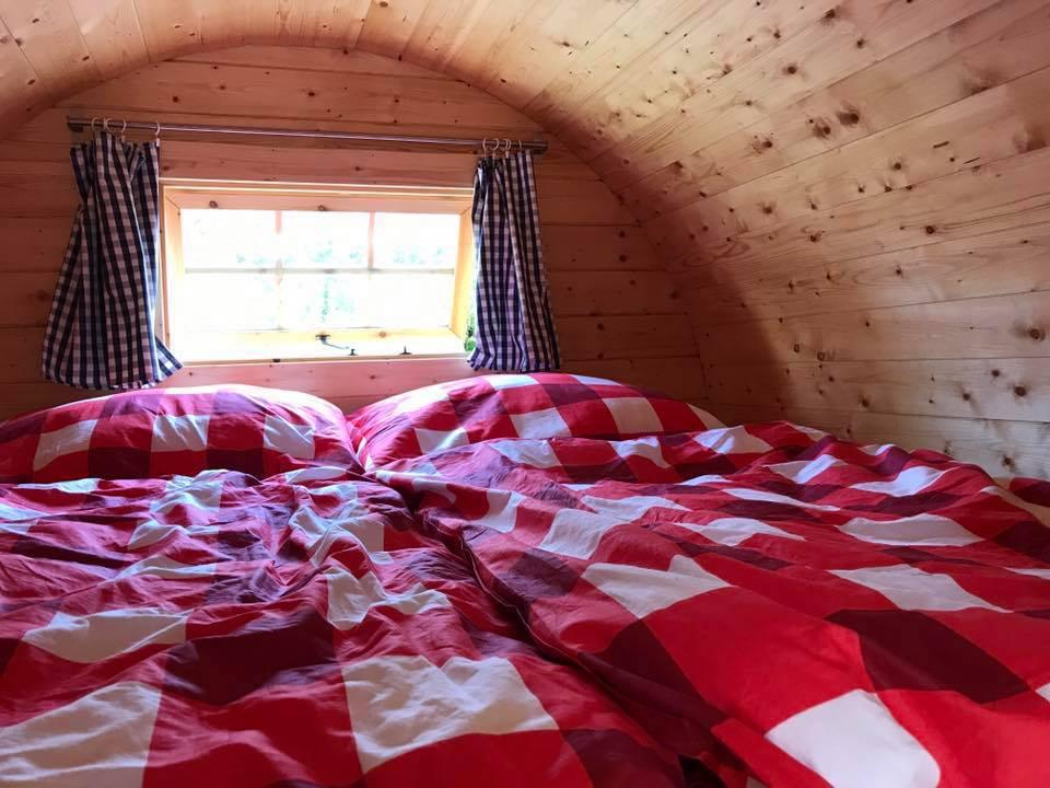 3 nap/2 éjszaka Ausztriában 2 fő részére egy különleges alvóhordóban - Schlaffass Tattendorf